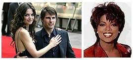 Tom Cruise e moglie comprano terreno per costruire villa dei loro sogni vicino a Oprah Winfrey