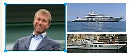 Lusso Blog  La passione per gli yacht  più belli del mondo del miliardario russo Roman Abramovich