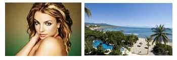 Relax in Messico a caro prezzo per Britney Spears