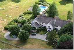 Stupenda villa di lusso per coniugi Clinton