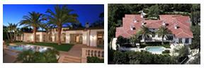David Beckham compra una villa da sogno a Beverly Hills